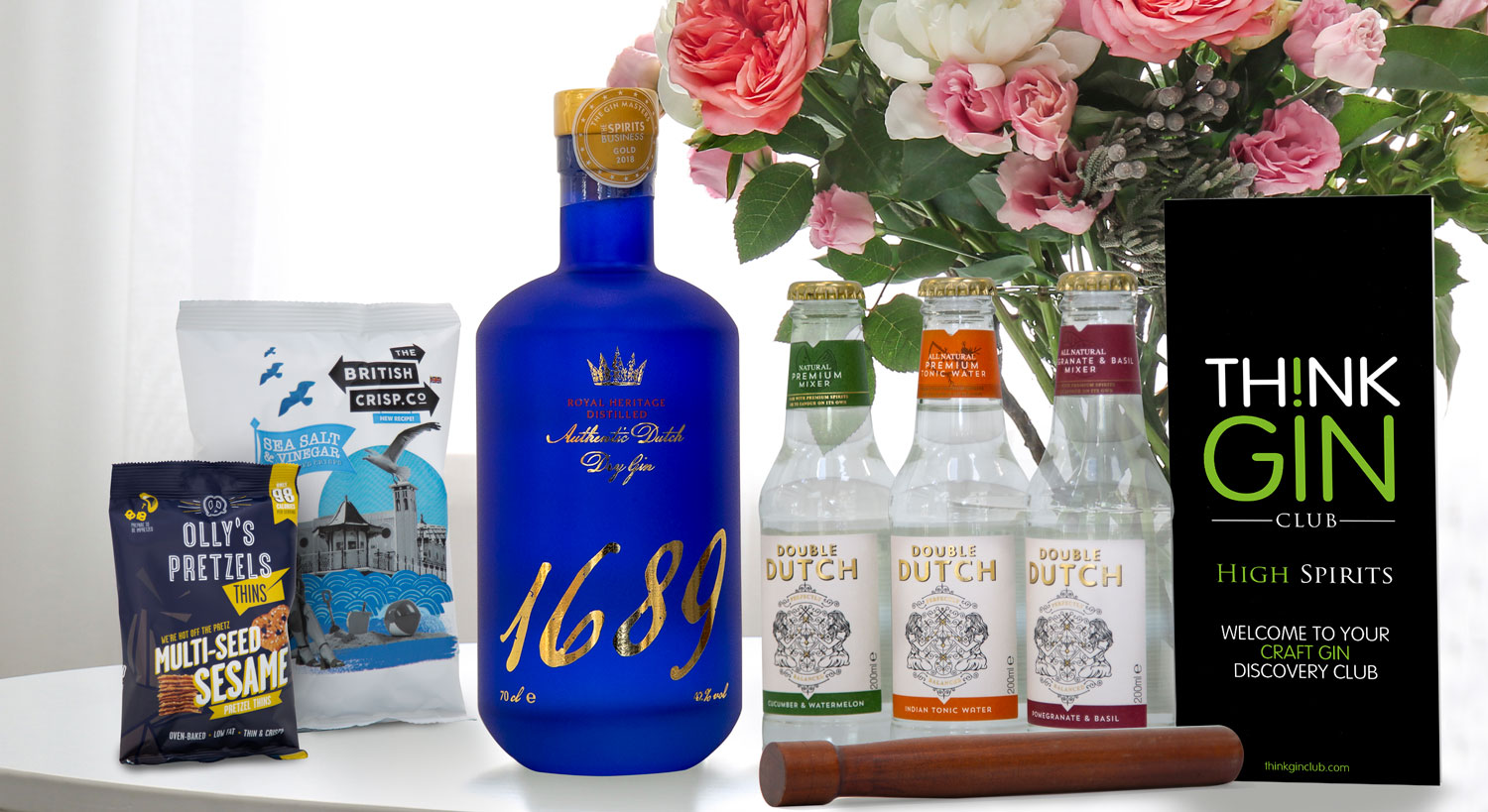 Gin 1689 London Dry