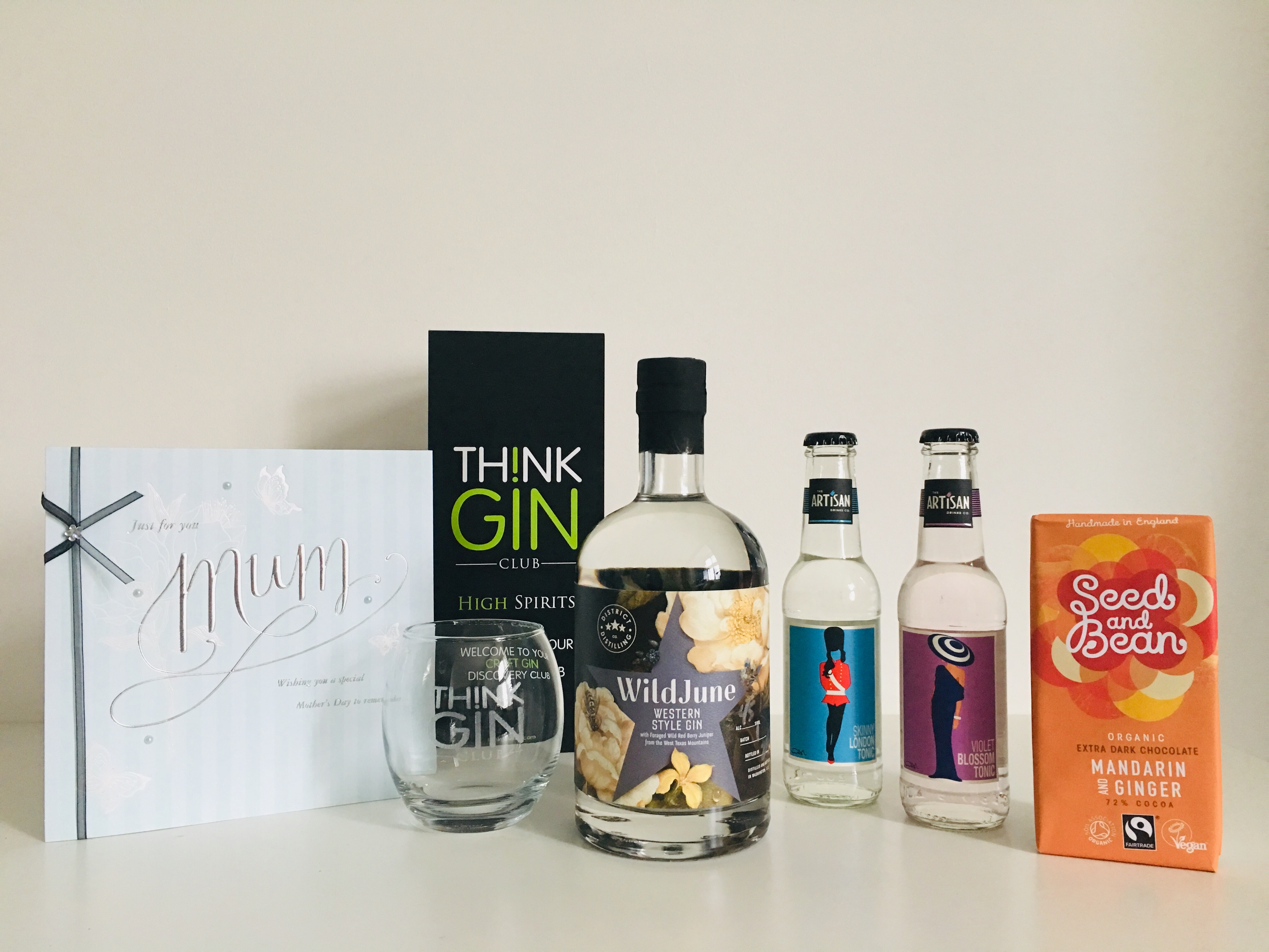 Gin Gift for Mothers Day