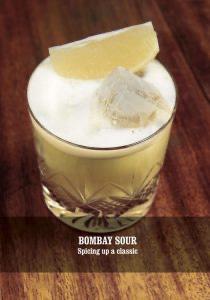 Pickering's Bombay Sour