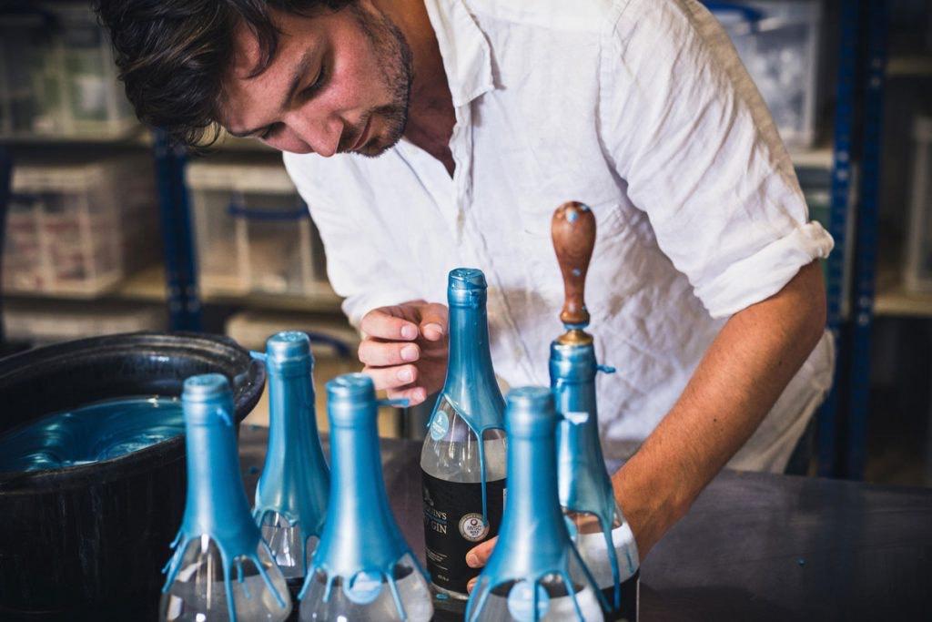 Tarquin's Cornish Dry Gin, Artisan Gin, Gin Club