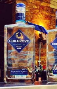 Chilgrove Bluewater Edition Gin