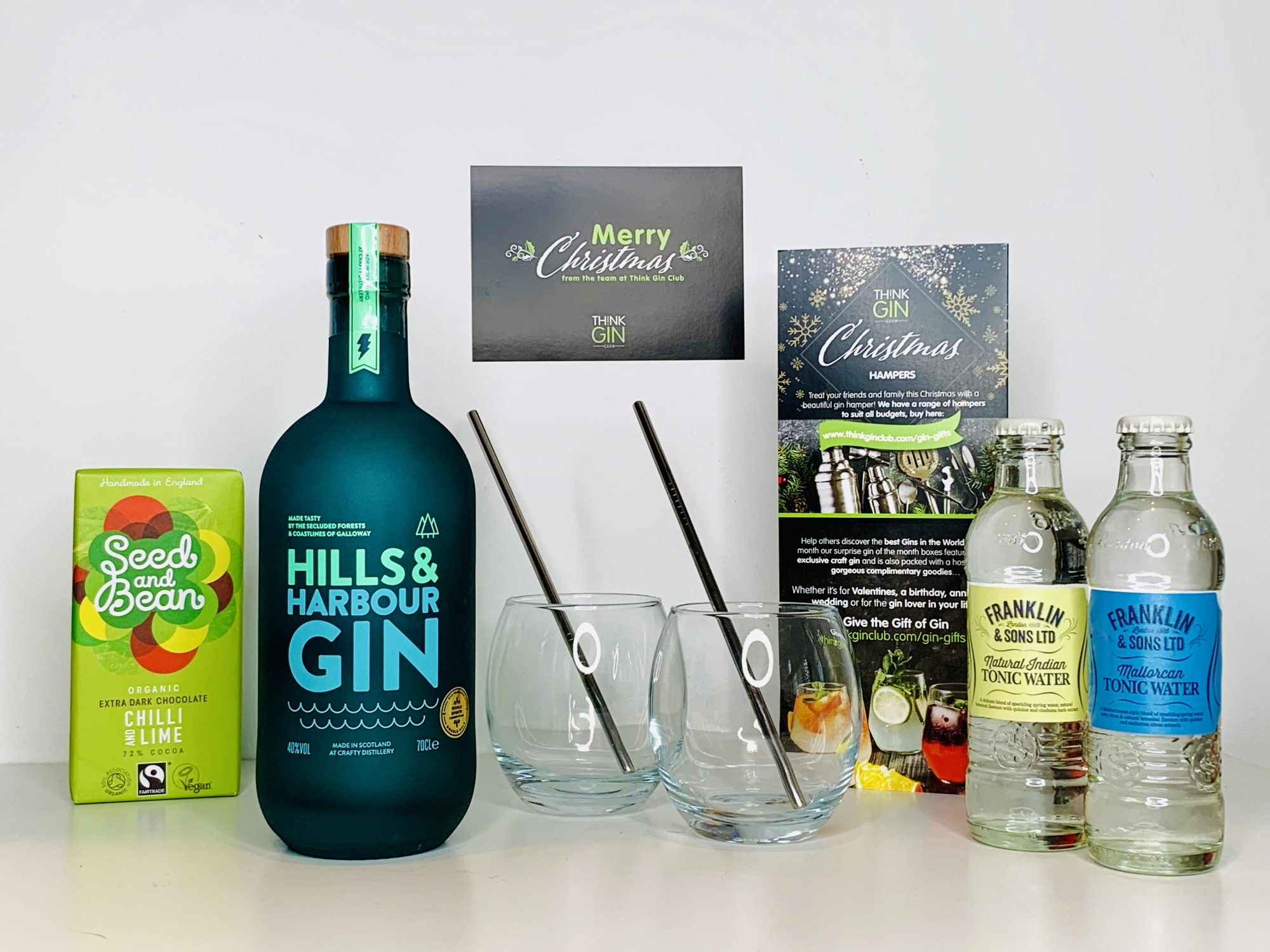 Gin Delivery in Time for Christmas