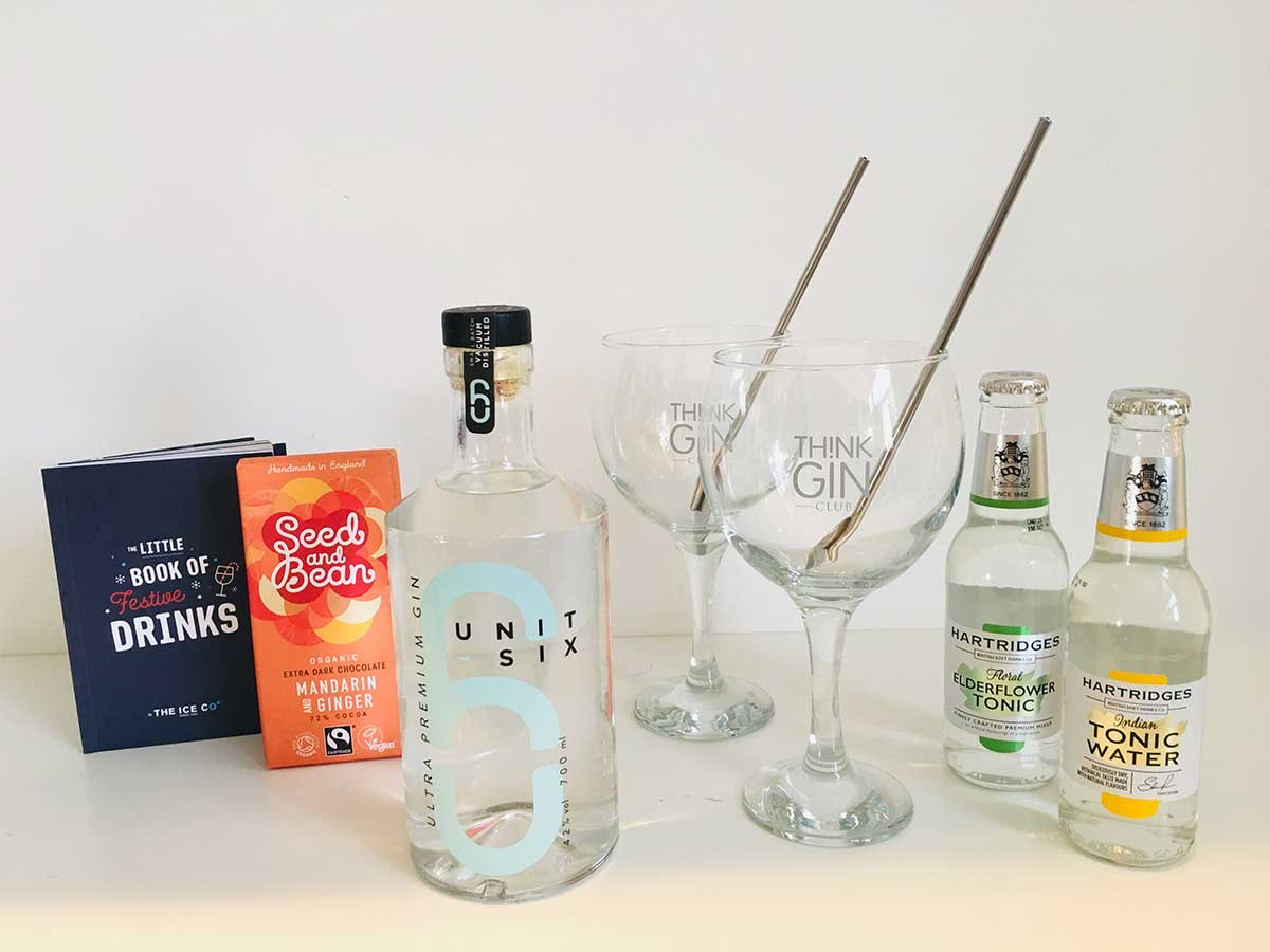 Celebration Gin Hamper
