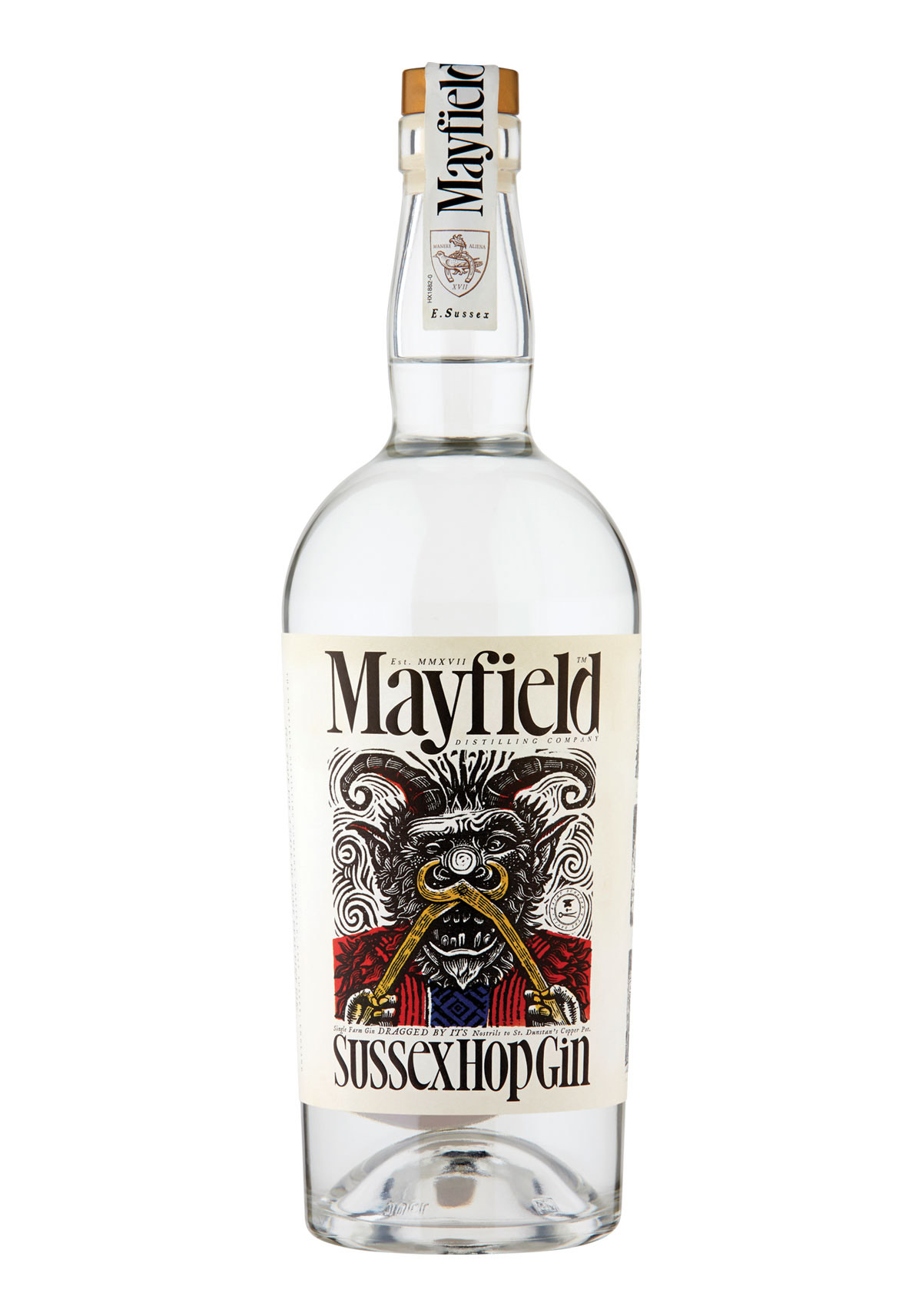 Best small batch gins, Mayfield Sussex Hop Gin