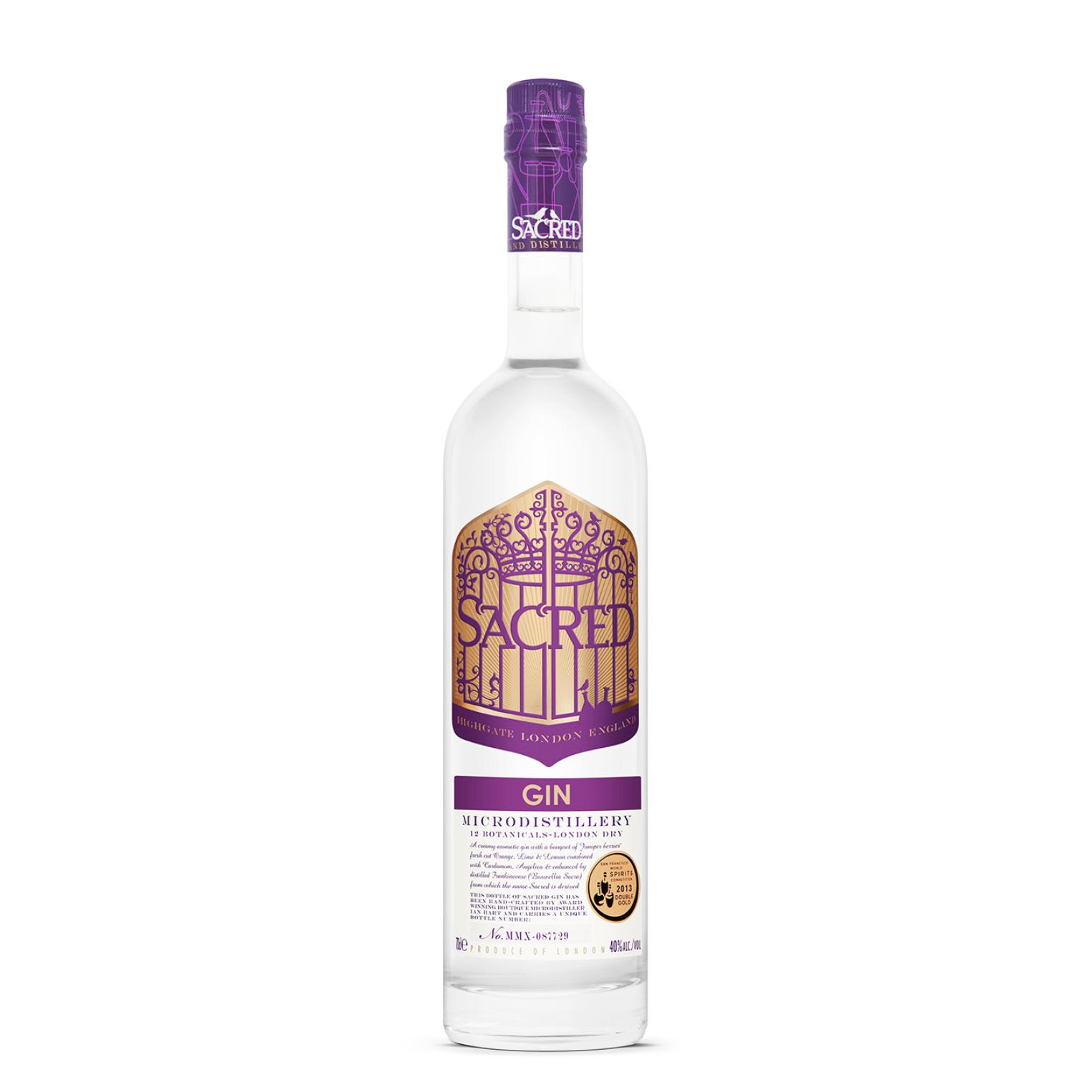 sacred gin club
