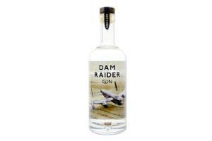 Dam Raider Gin artisan gin, gin club