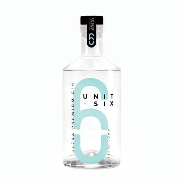 unit six gin