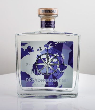 dreadnought gin