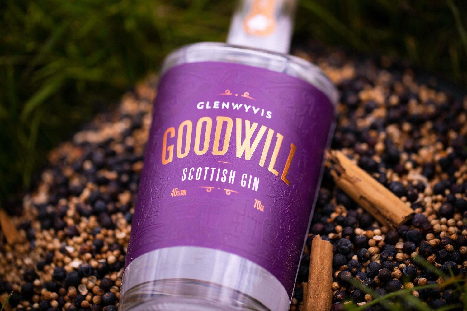 Good Will Gin, Gin of the Month, Think Gin Club, Artisan Gin