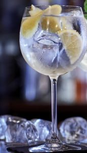 Ice Co Gin Cocktail recipe, Think Gin Club, Monthly Gin Subscription