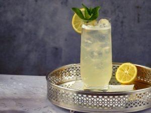 Elderflower Collins Cocktail Reicpe