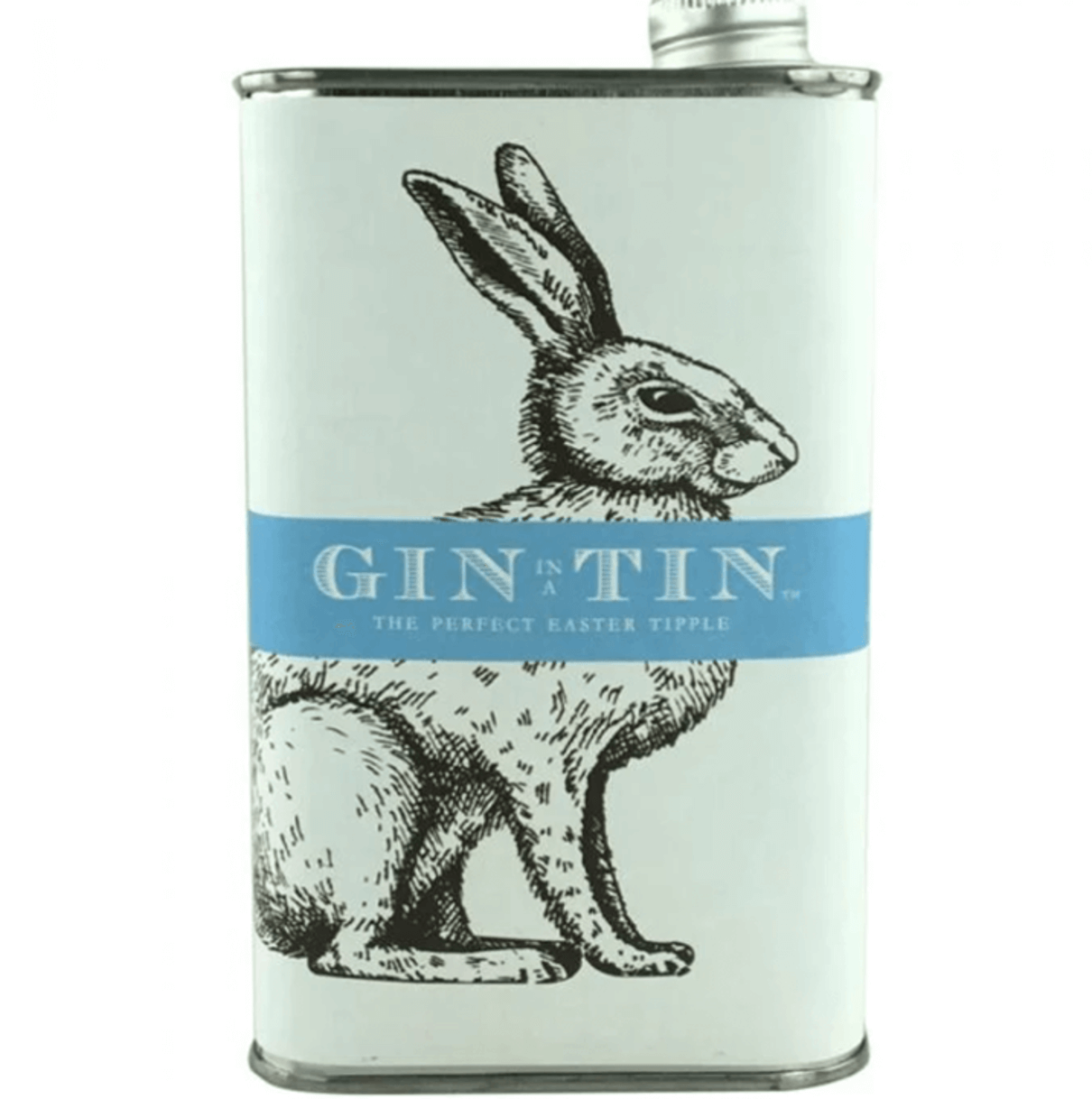 Gin in a tin