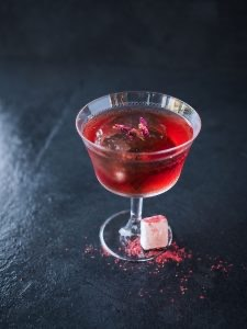 Cold Brew Martinez Gin Cocktail Recipe