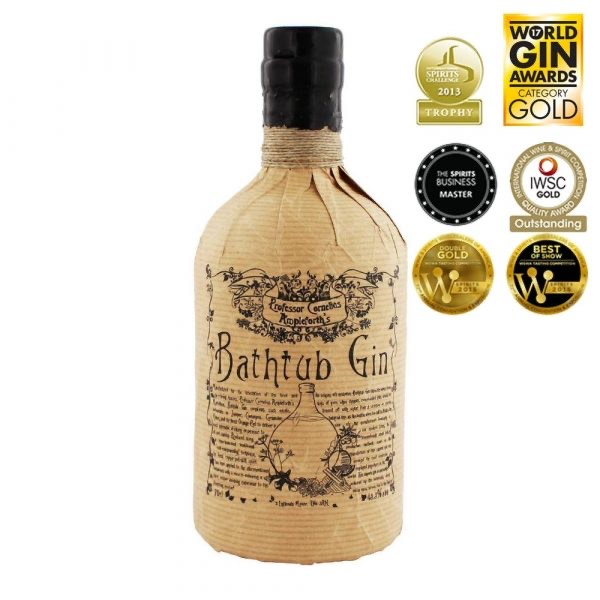 Best flavoured gins