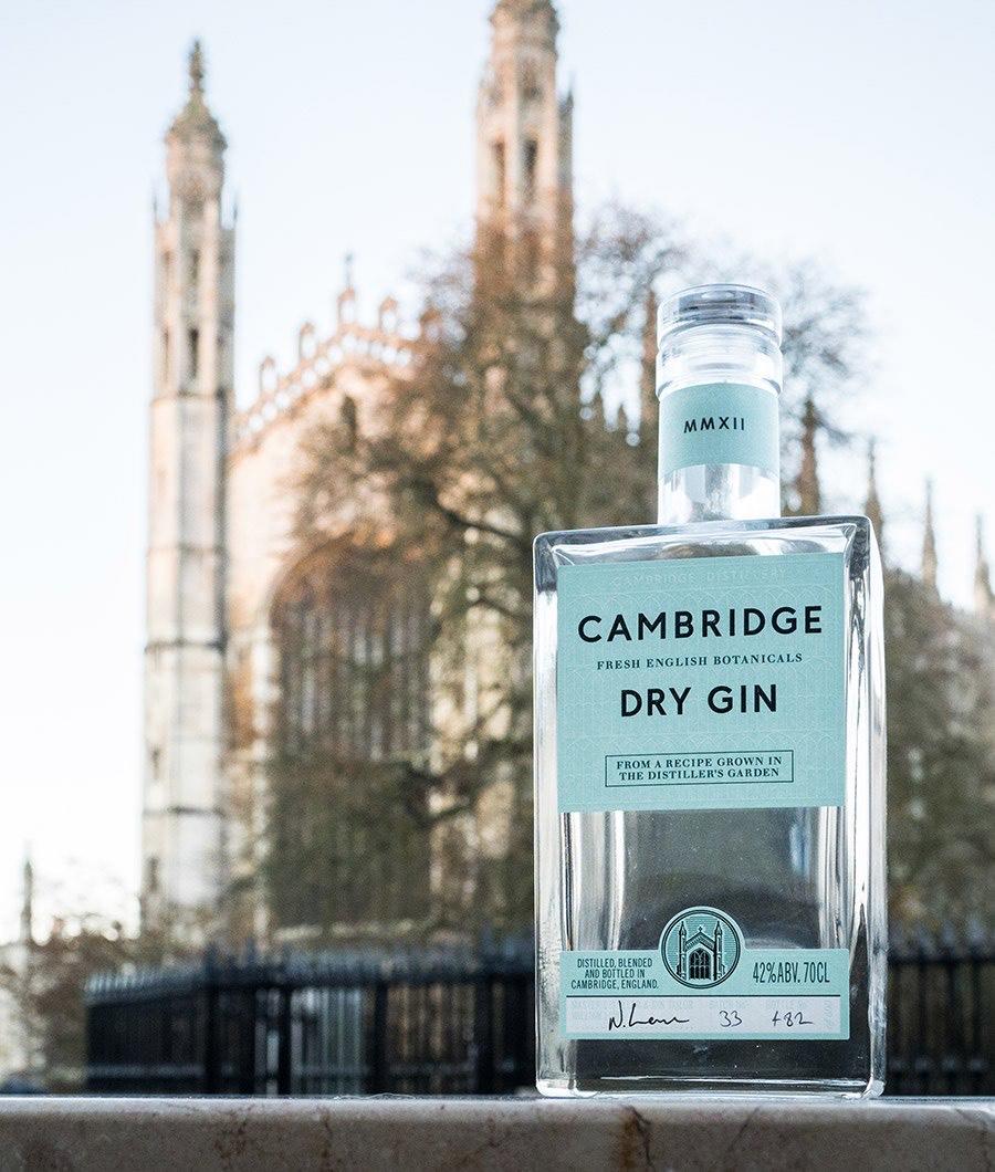Cambridge Dry Gin