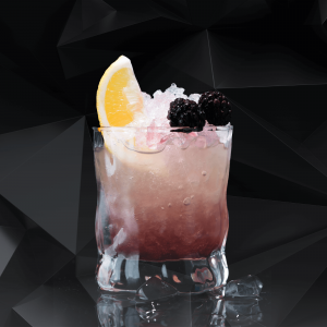 Bramble Gin Cocktail July
