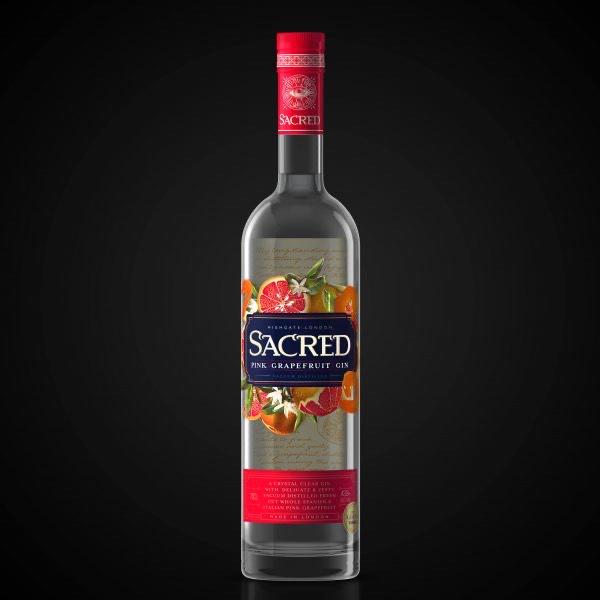 Sacred Pink Grapefruit Gin