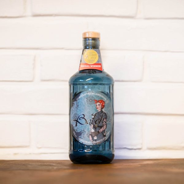 Industrial Strength Gin