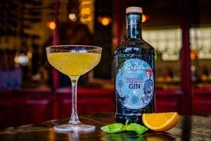 Industri-Oil Martini Cocktail Recipe