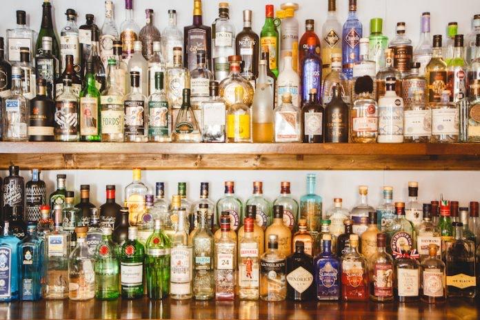 Best Gin Bars in the UK