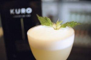 KURO Lady Gin Cocktail