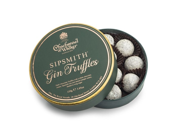 Best Gin Chocolate