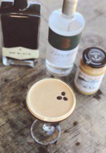 PB Espresso Martini