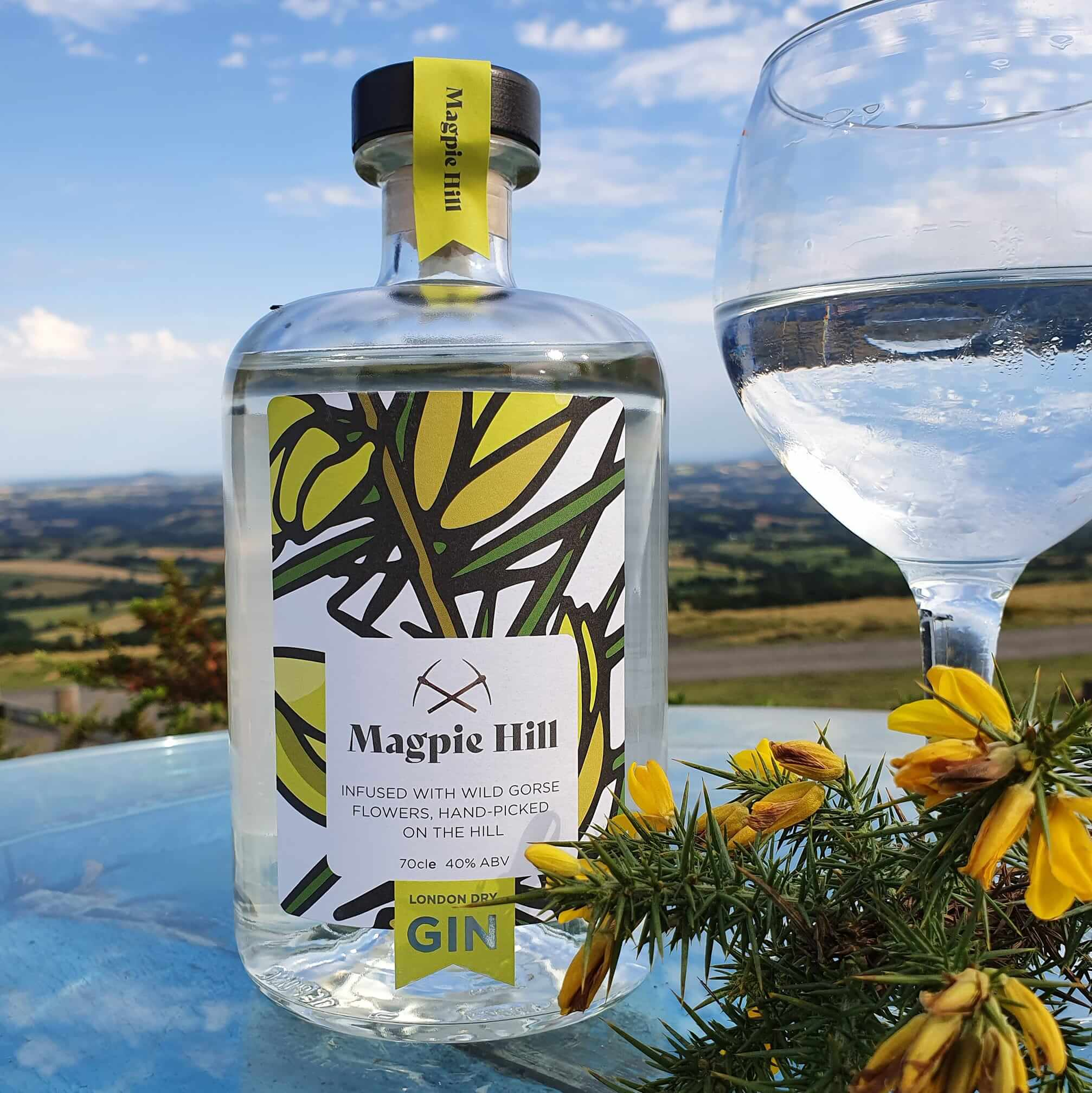 Magpie Hill Gin