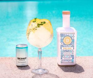 Palma skinny lemon & thyme spritz