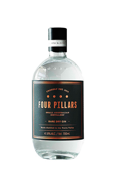Small batch gins, Four Pillars Gin